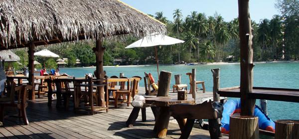 Beach Bar, Koh Chang