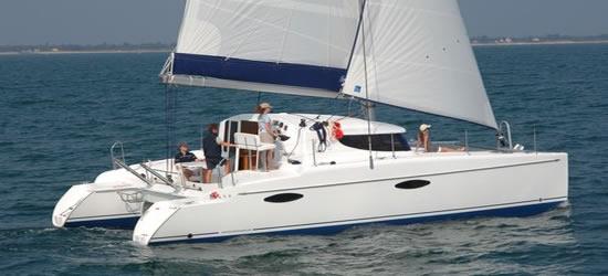 Mahé 36 Catamaran