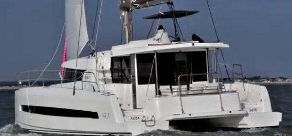 Bali 4.1 Catamaran