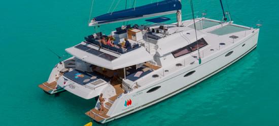 Victoria 67 Catamaran