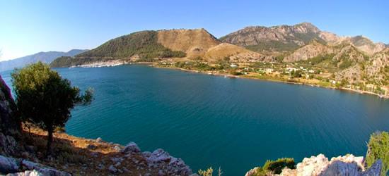 La Bahía de Orhaniye