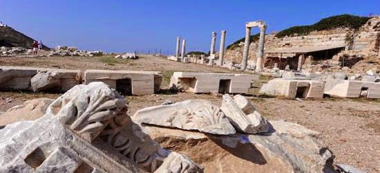 Ruinas Turkish, Orhaniye