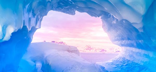 Imágenes de la Antártida