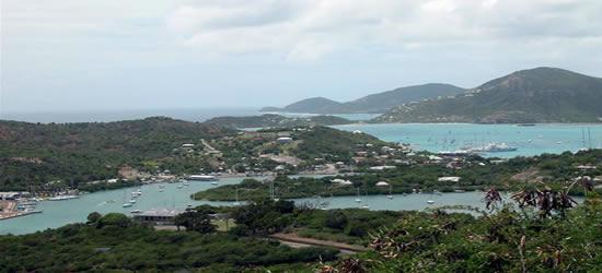 Inglés Harbour, Antigua