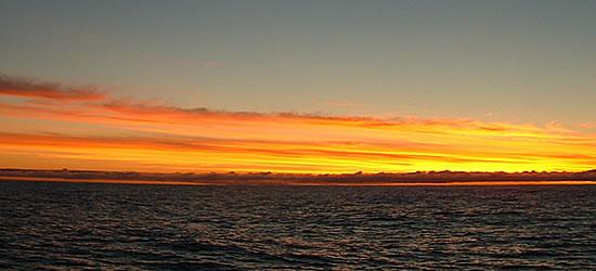 Amanecer, Costa del Sol