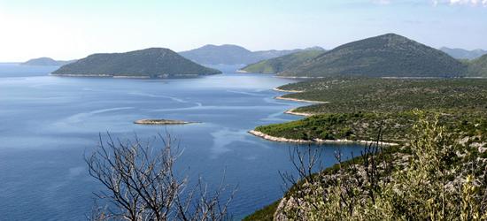 Litoral desde Split hasta Dubrovnik