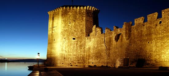 Fuerte de Kamerlengo, Trogir
