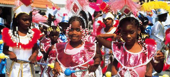 Carnaval de St Martin