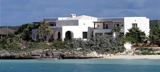 Villa estilo mediterráneo