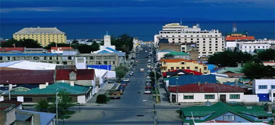 Punta Arenas, Estrecho de Magallanes