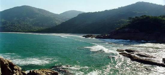 Trindade Bay, Paraty