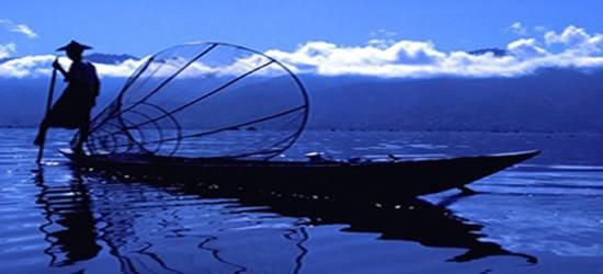 Un pescador tradicional