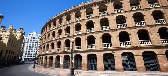 La Plaza de Toros, Valencia