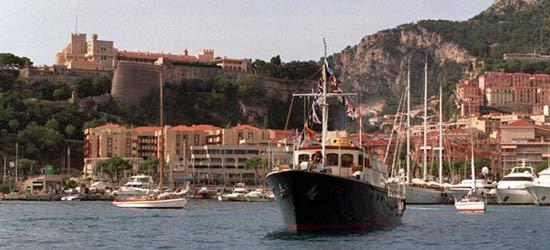El Puerto de Mónaco