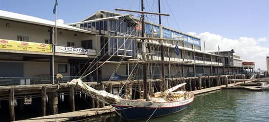 Historical Schooner, Museo Marítimo