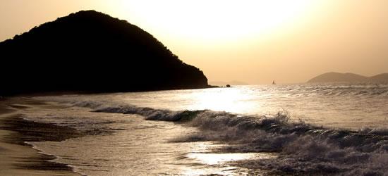 Playas idílicas, Islas Vírgenes de los Estados Unidos