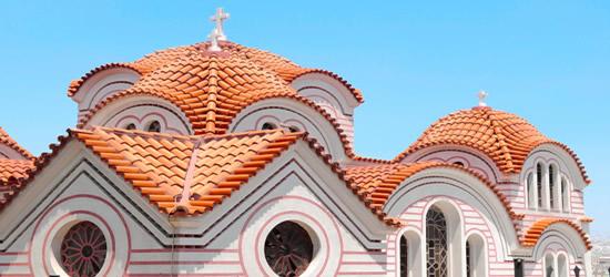 Iglesias griegas, Atenas