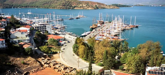 Puerto de Fethiye