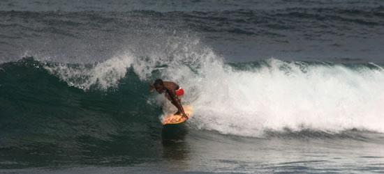 Surfista local