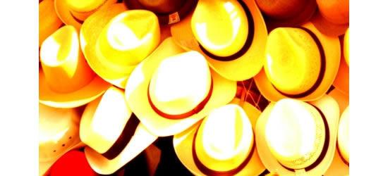 Una parada del sombrero, Cannes