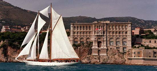 Yate clásico de Mónaco
