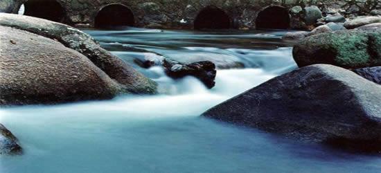 Lago de Pedra