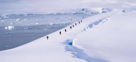 En busca de cumbres vírgenes