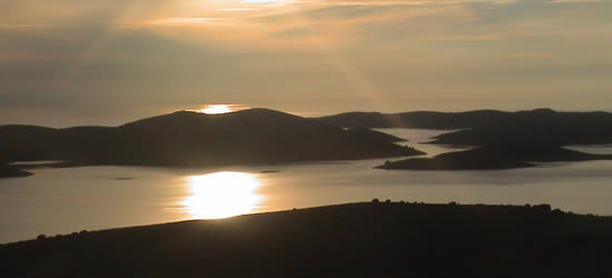 Las Islas Kornati