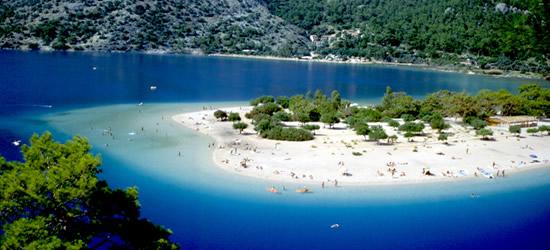 Playas de clase mundial, Fethiye