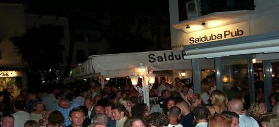 Salduba Pub, Puerto Banus