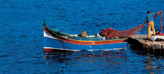 Pescador local