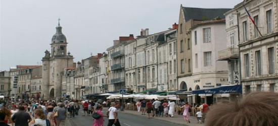 Centro de La Rochelle