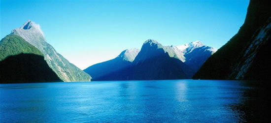 Milford Sound, South Island