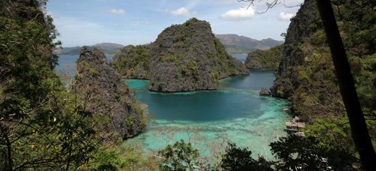 Isla de Coron, Palawan