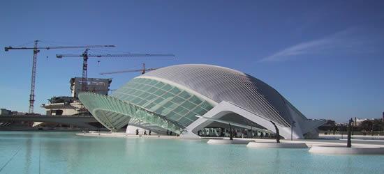 L'Hemispheric, Valencia