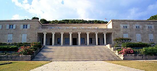 Galería Mestrovic, Split