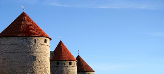 Tres torres, Tallin