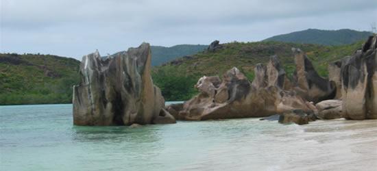 La isla de Mahé