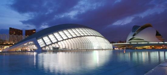 LiHemispheric y el Palau de Arts, Valencia