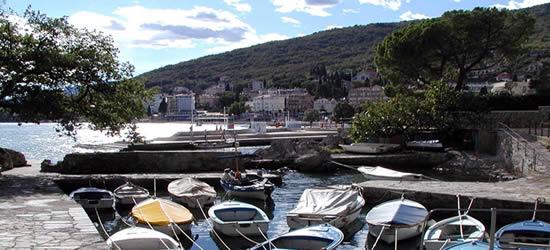 El viejo puerto pesquero