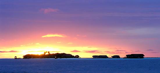 Acquerelli delle Maldive