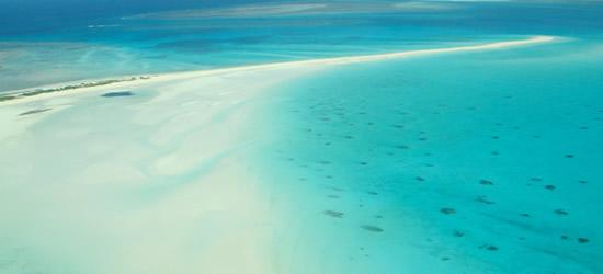 El Océano Índico Turquesa