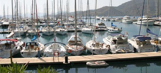 Puerto de Gocek
