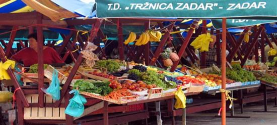 Mercado de Frutas, Zadar