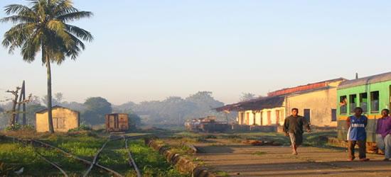 Estación Manakara