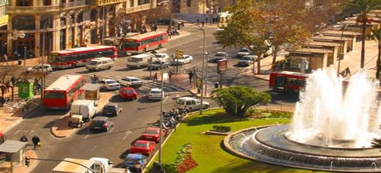 Centro de la Ciudad, Valencia