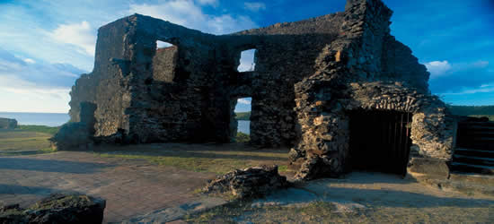 Ruinas de Chateaux Dubuc