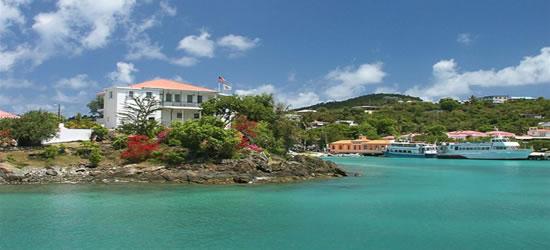 Bahía Cruz, St John, Islas Vírgenes de EUA