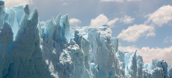 Glaciar Azul, Patagonia