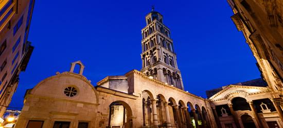 Peristyle & Palacio de Diocleciano